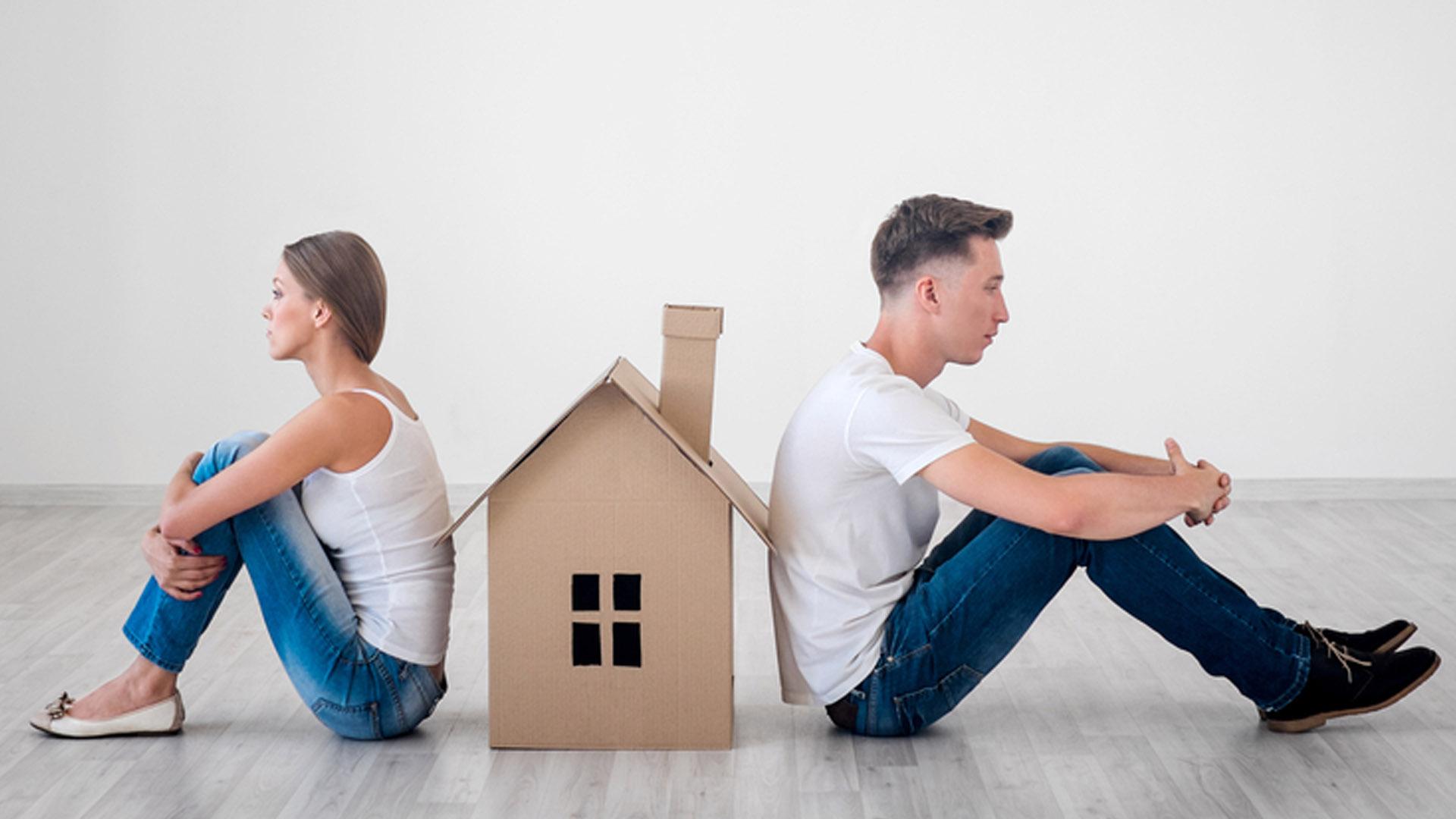 долг по ипотеке при разводе